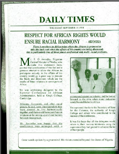 Respect For African Rights Would Ensure Racial Harmony-pg.13